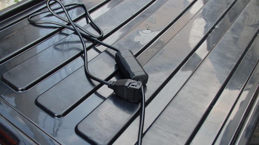 カブ 電源 配線