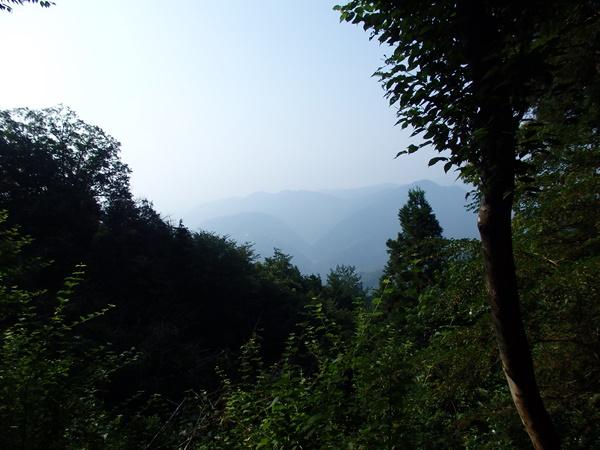 愛宕山からの景色