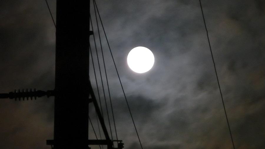 牝牛座 満月2